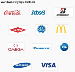 olympics sponsors